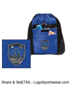 Sport Cinchpack with Insulated Pocket Design Zoom